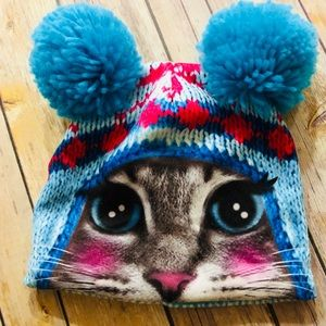 The most awesome beanie hat ever